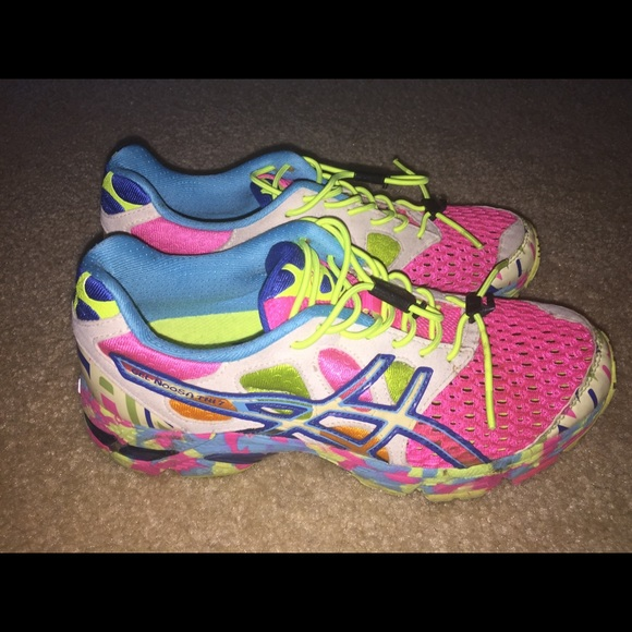 Asics Shoes - ASICS Gel Noosa Tri 7 Shoes size 7